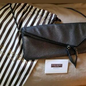 Henri Bendel Croc Clutch Bag